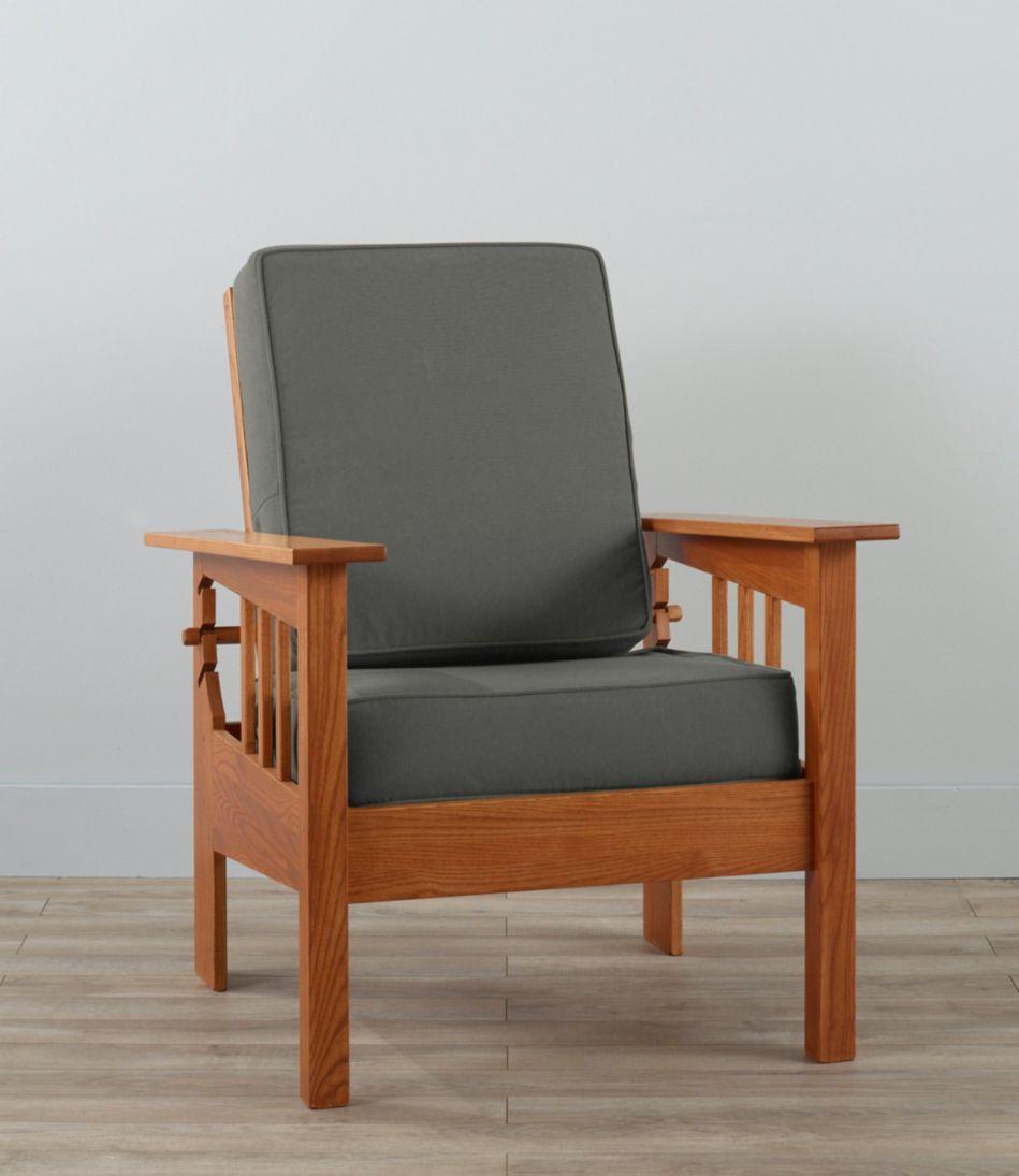 Morris Chair Cushion Slipcover