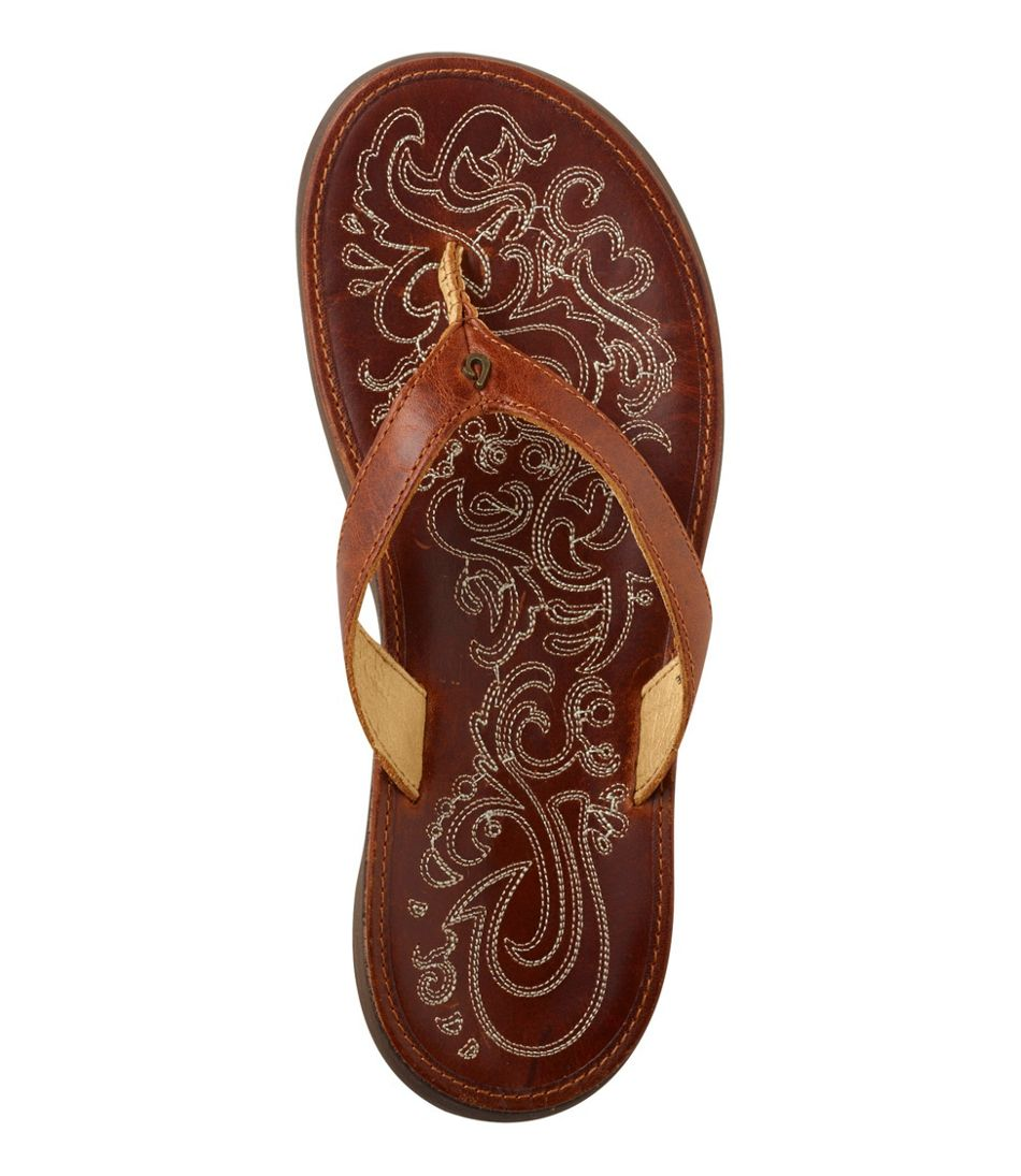 Women's OluKai Paniolo Flip-Flops