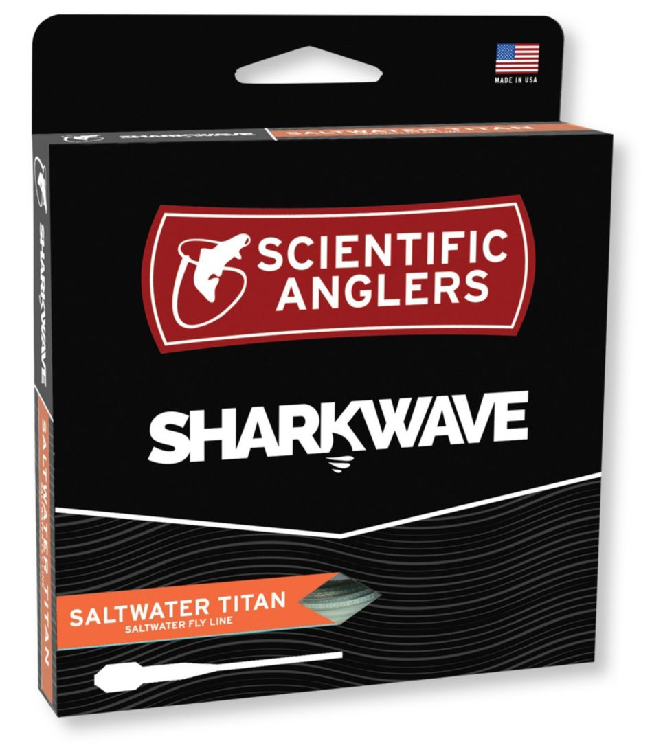 Scientific Anglers Sharkwave Titan Saltwater Fly Line