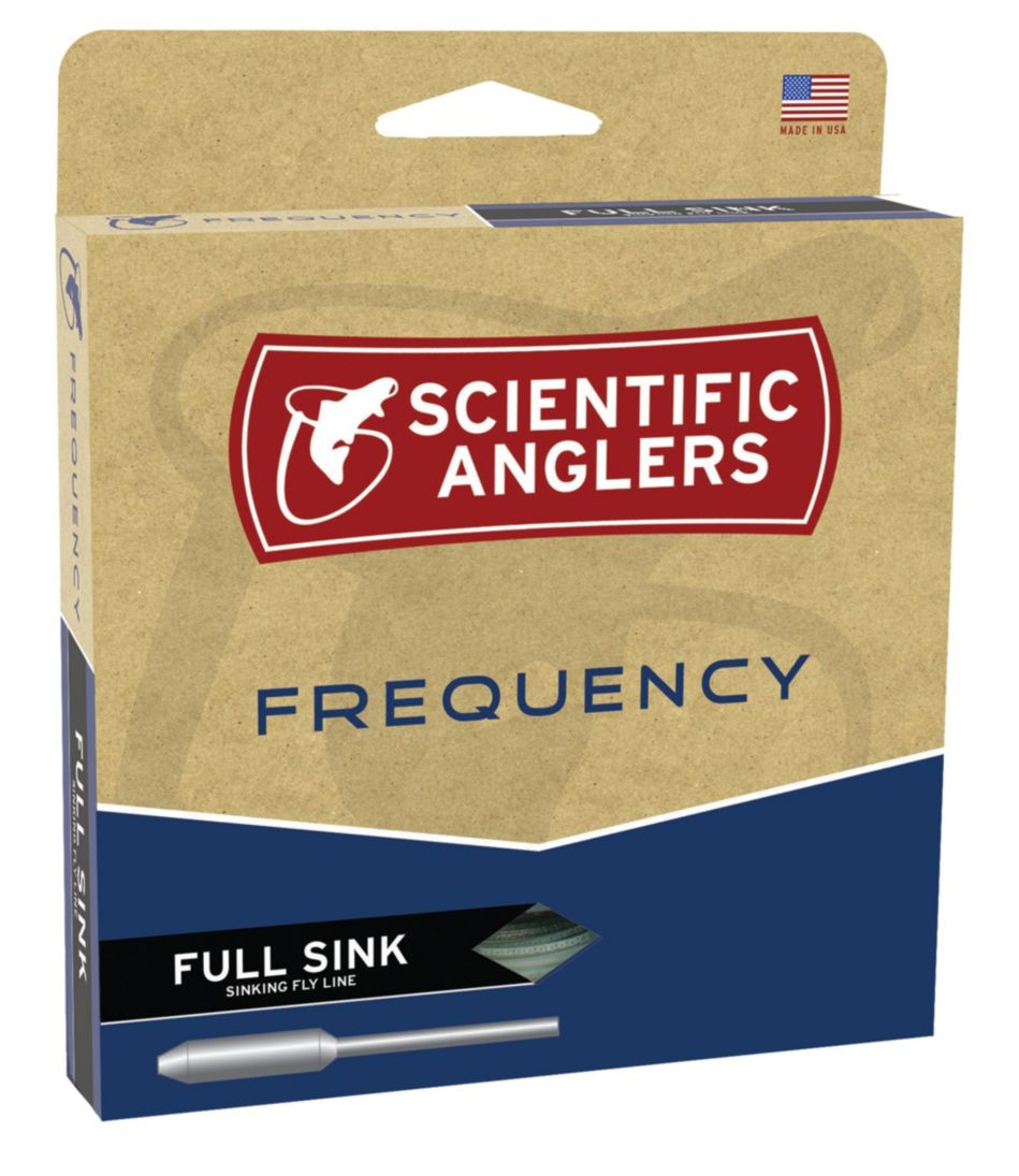 Scientific Anglers Frequency Full Sink Fly Line, Type VI