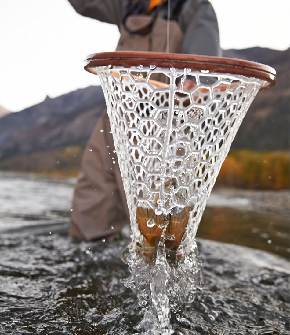 Brodin Classic Stealth Fishing Net Eco-Clear