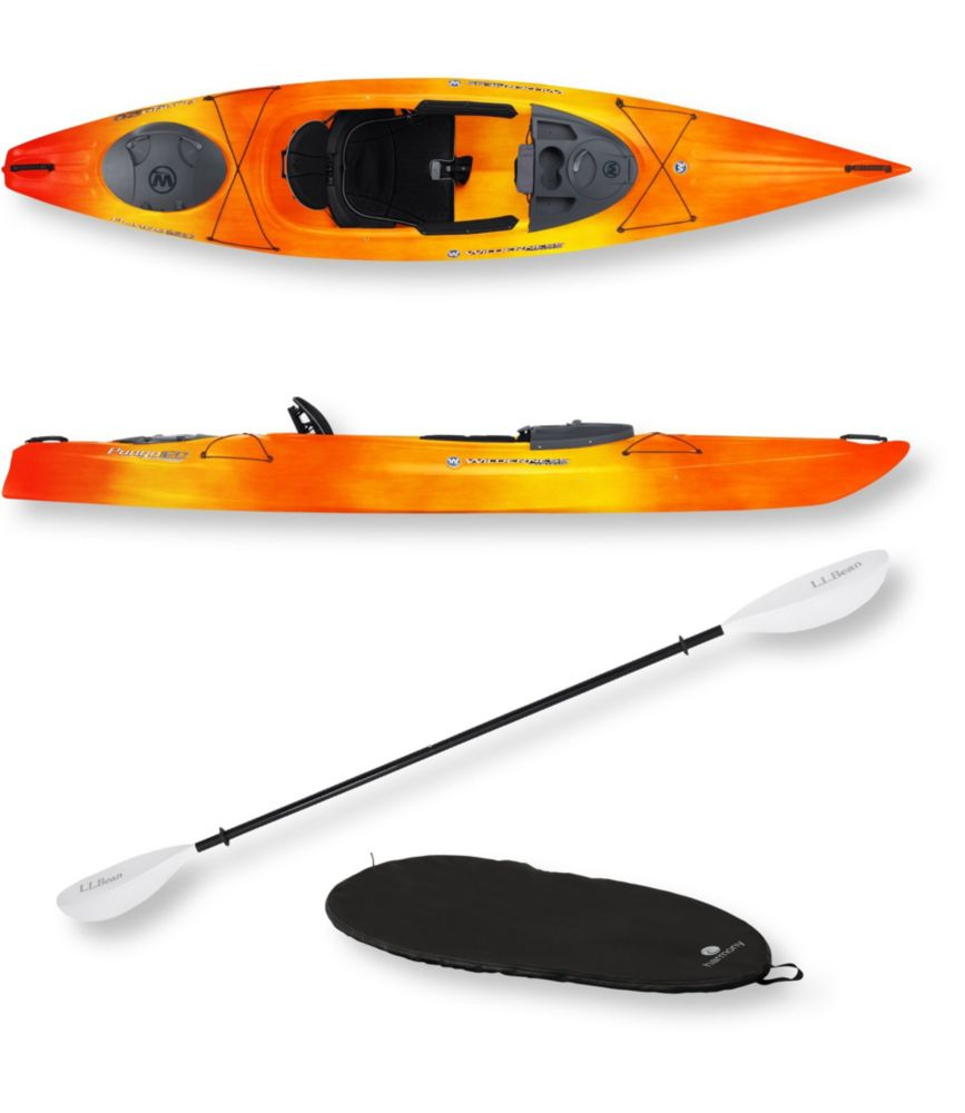 photo of a Wilderness Systems kayak