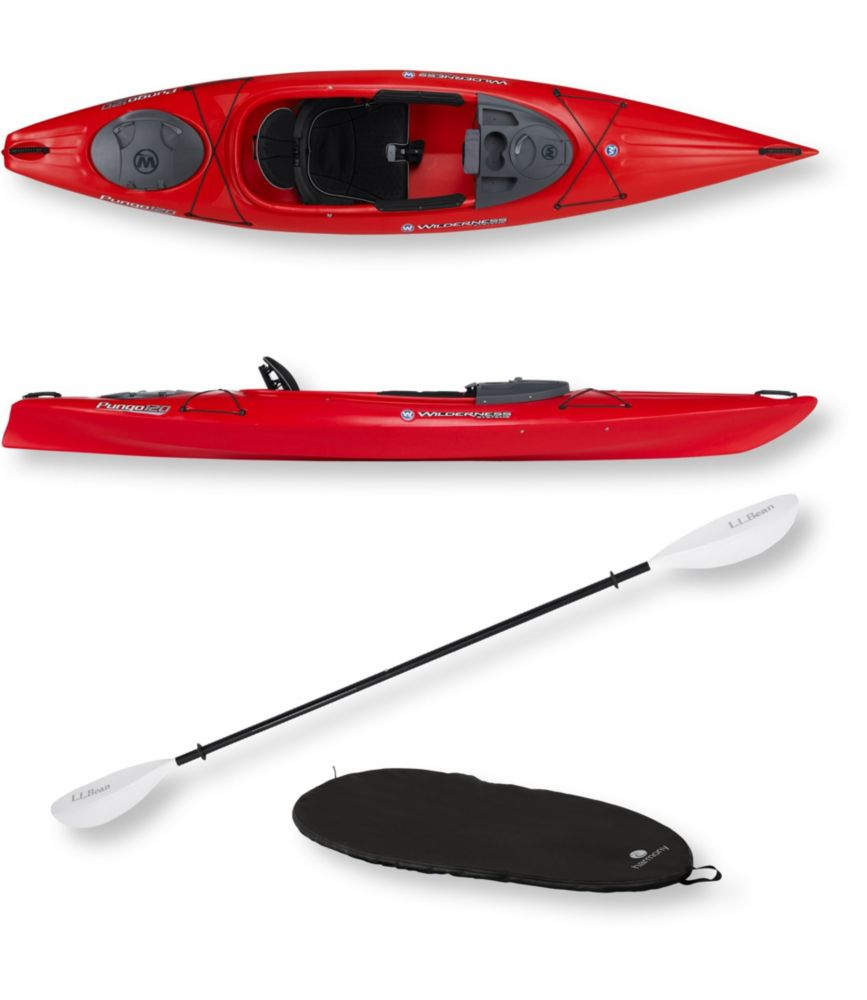photo: Wilderness Systems Pungo 120 recreational kayak