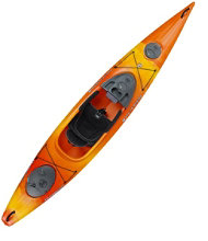 Pungo 140 Kayak by Wilderness Systems