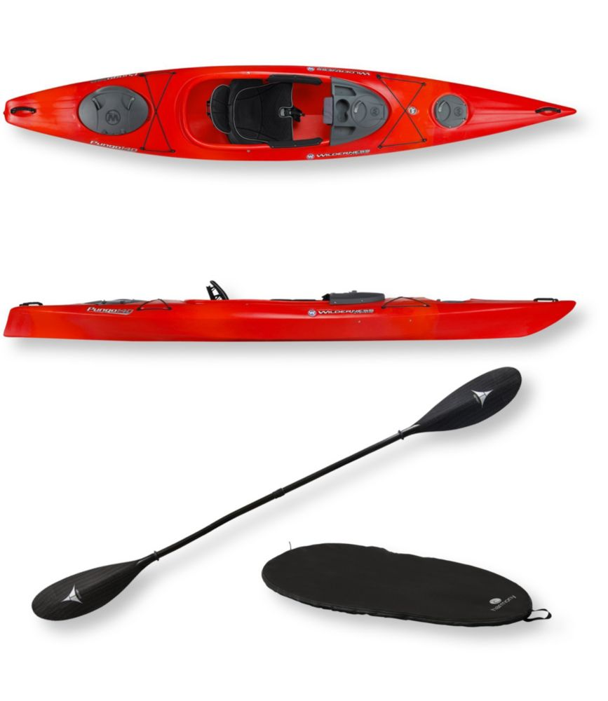 photo: Wilderness Systems Pungo 140 recreational kayak