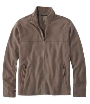 Men's Fitness Fleece, Full Zip