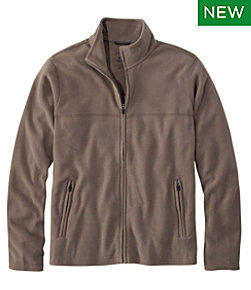 Men's Fitness Fleece, Full Zip