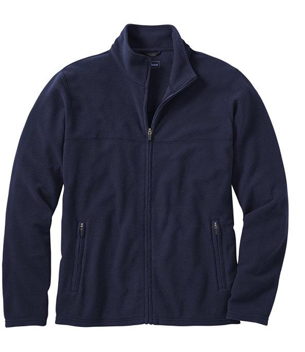 Fitness Fleece Full-Zip Jacket, , large image number 0