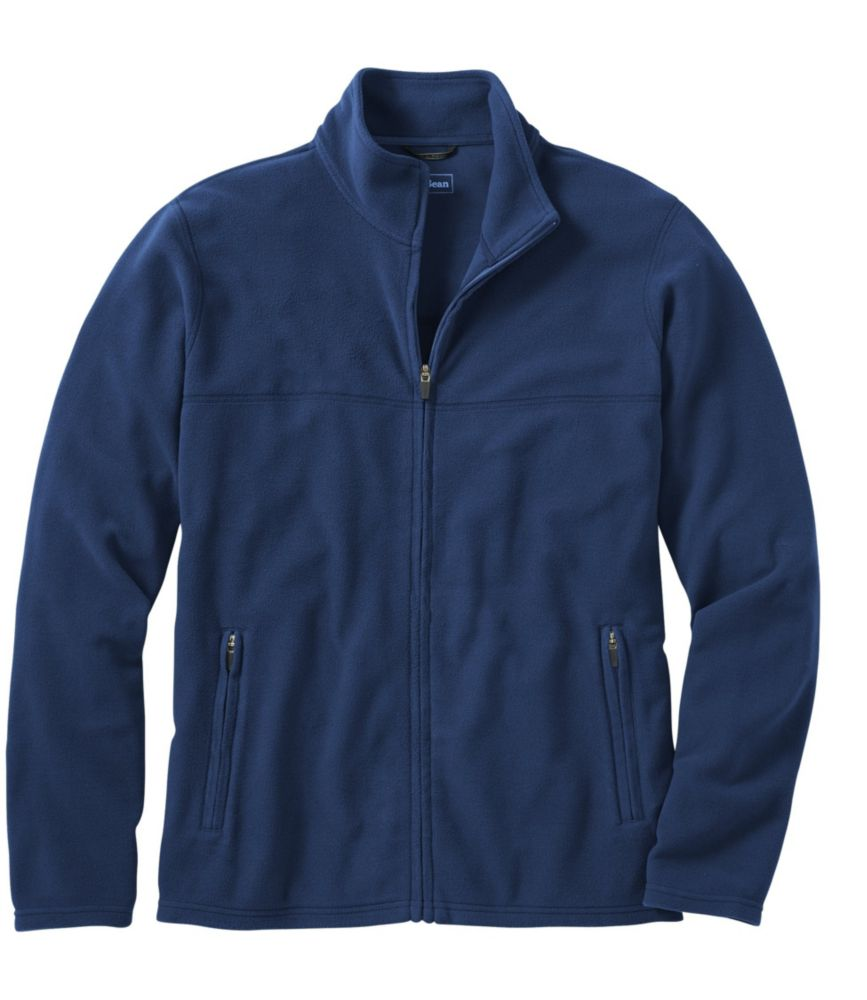 Fitness Fleece Full-Zip Jacket