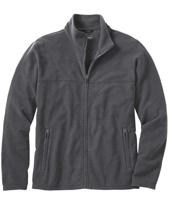 Fitness Fleece Full-Zip Jacket, Alloy Gray, large image number 0