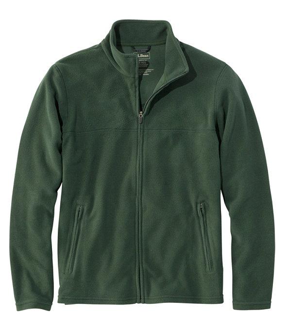 Fitness Fleece Full-Zip Jacket, Deep Balsam, large image number 0