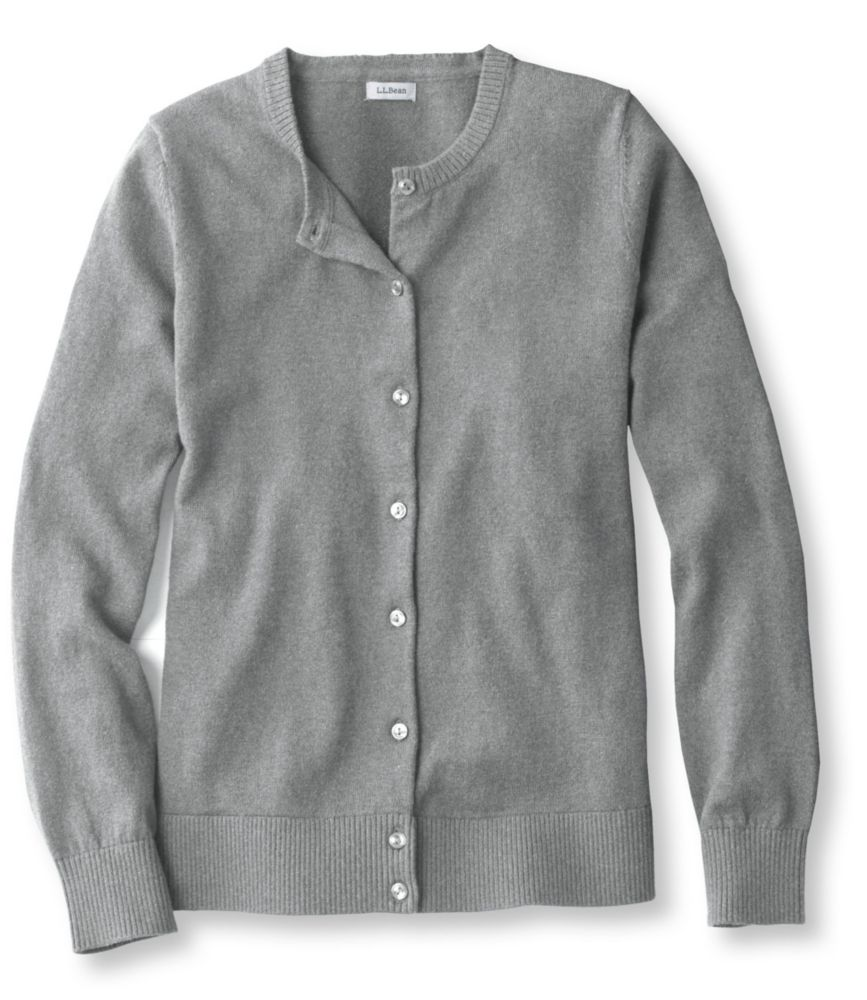 Women's Cotton Cashmere Cardigan