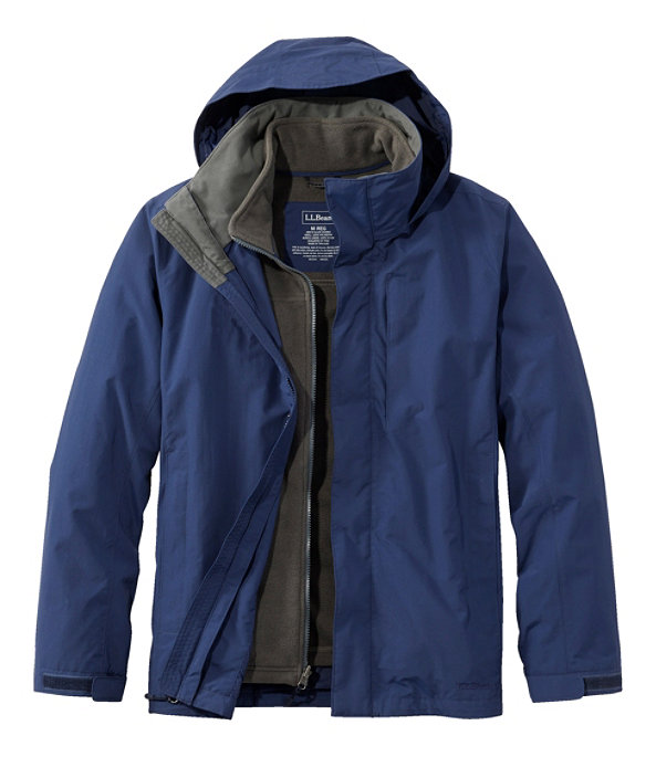 Storm Chaser 3-in-1 Jacket, Bright Navy/Shale Gray, large image number 0