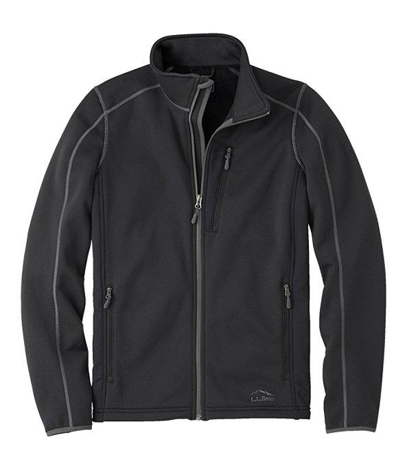 Bean's ProStretch Fleece Jacket, Black, large image number 0