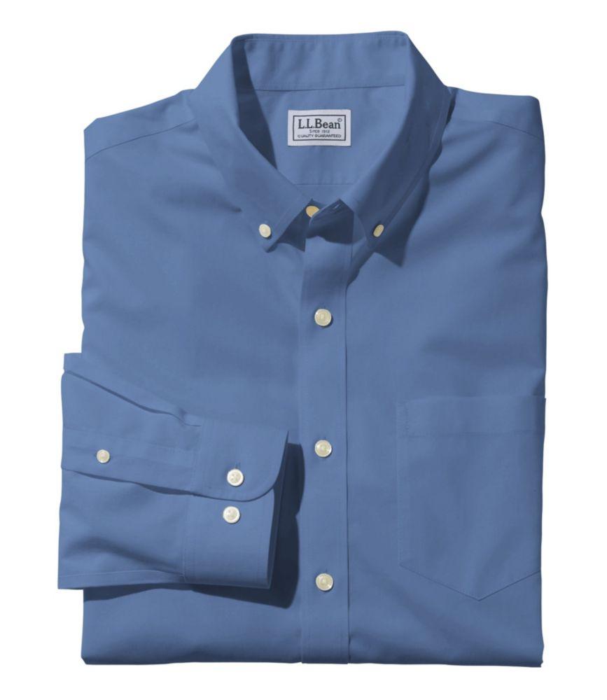 Wrinkle-Free-Poplin-Shirt