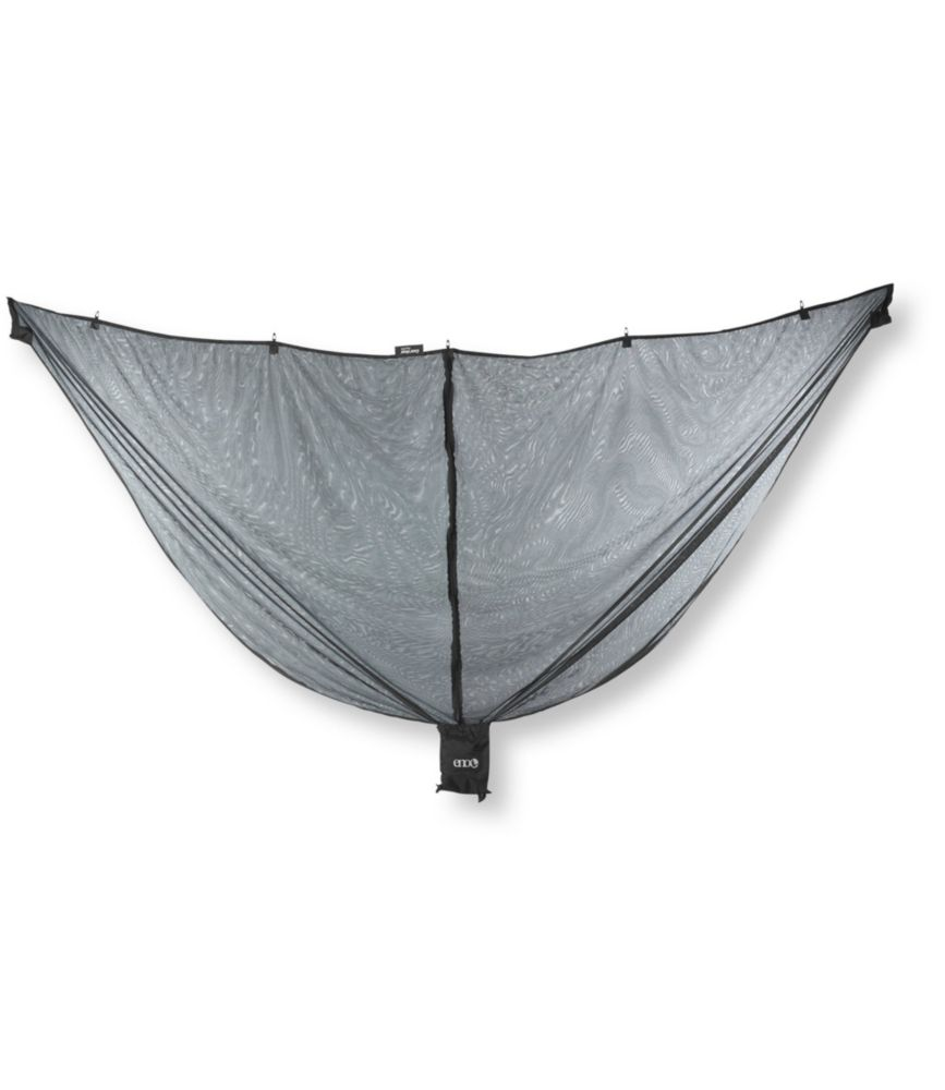 photo: Eagles Nest Outfitters Guardian Bug Net hammock accessory