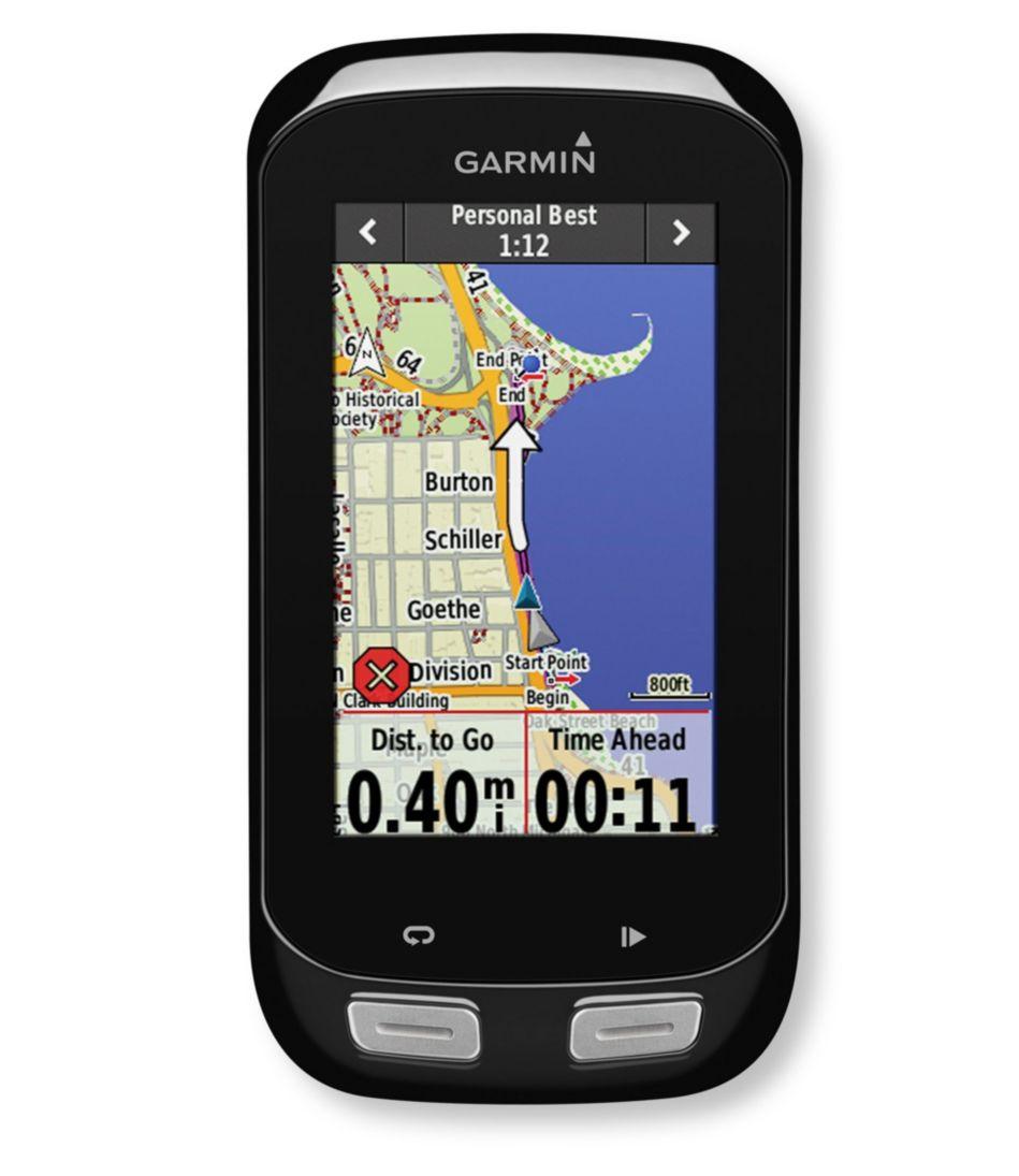Garmin Edge 1000 Bike GPS Bundle