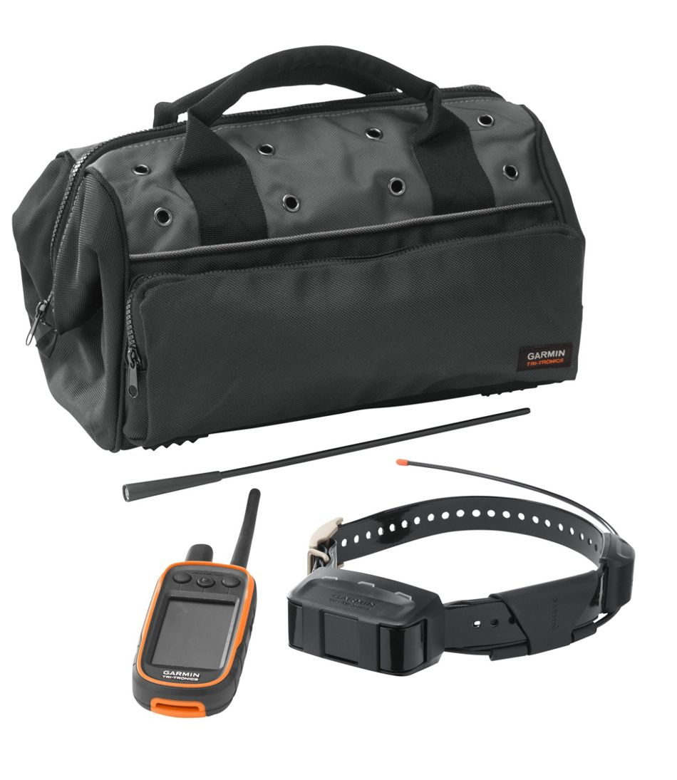 Garmin Alpha 100 Dog-Tracking GPS Bundle