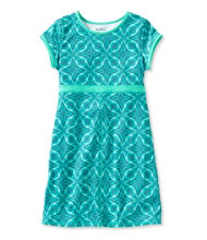 Girls' Fitness Dress, Print