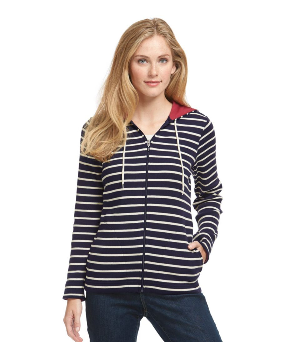 French Sailor's Hoodie, Long-Sleeve