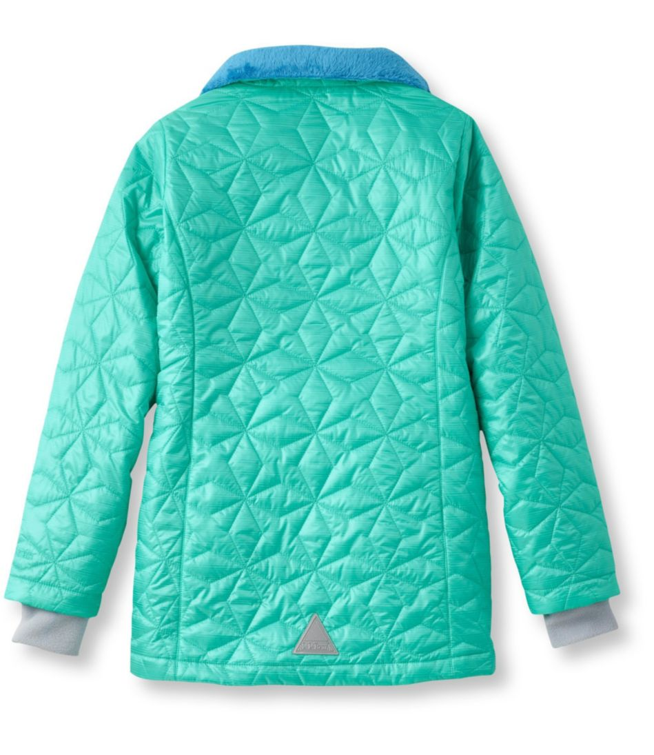 Girls' Puff-n-Stuff Coat