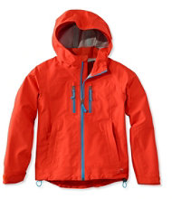 Boys' Pathfinder Waterproof Shell Jacket