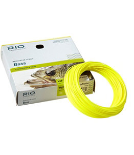 Rio Mainstream Bass/Pike/Panfish Fly Line