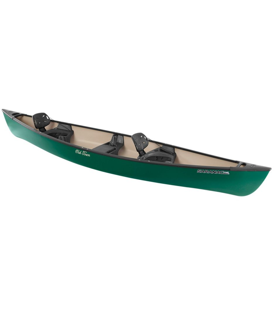 Saranac 146 Canoe by Old Town