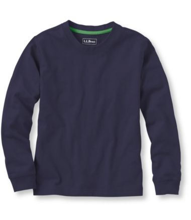 Boys' L.L.Bean Unshrinkable Shirt, Long-Sleeve