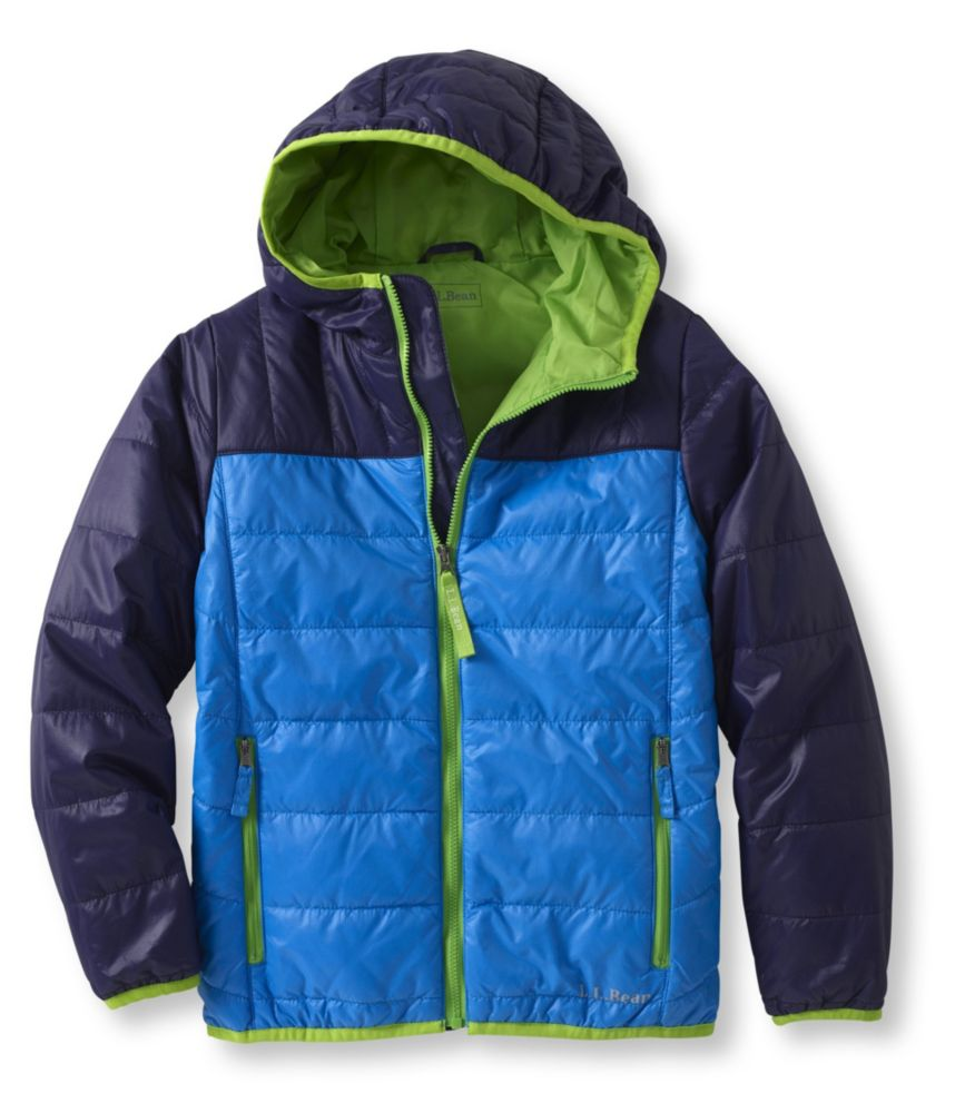 L.L.Bean Puff-n-Stuff Jacket