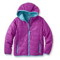L.L.Bean Girls Puff-n-Stuff Jacket (Multiple Colors)