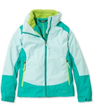 Girls' Wildcat 3-in-1 Parka