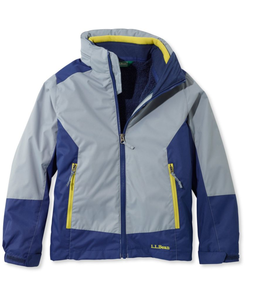 photo: L.L.Bean Boys' Wildcat 3-in-1 Parka component (3-in-1) jacket