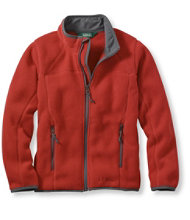 Boys' Trail Model Fleece Jacket