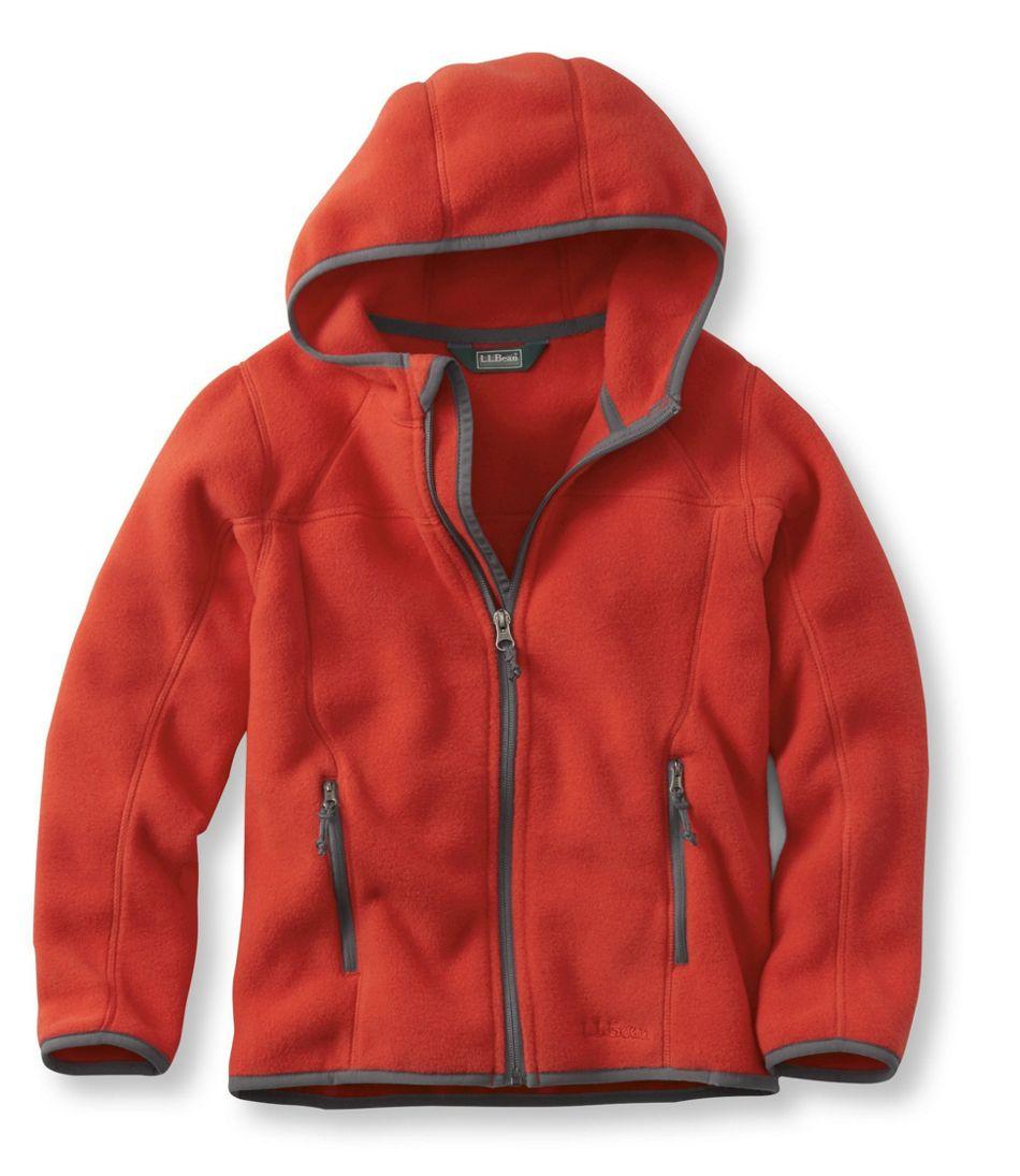 91b5f88f1 Boys  Trail Model Fleece Jacket