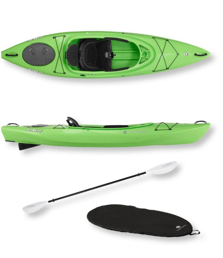 photo: Wilderness Systems Aspire 105 Kayak recreational kayak