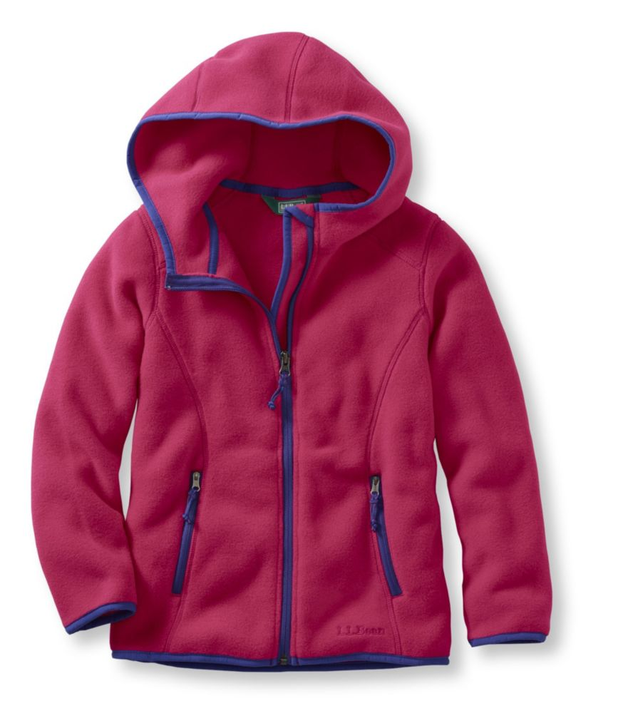 photo: L.L.Bean Trail Model Fleece Hooded Jacket fleece jacket