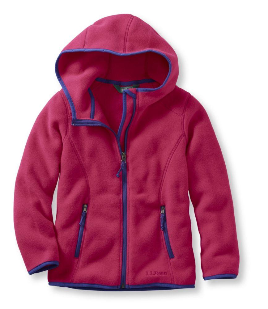 photo: L.L.Bean Women's Trail Model Fleece Hooded Jacket fleece jacket