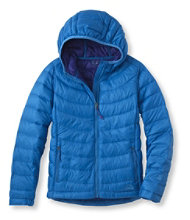 Girls' Ultralight 650 Down Jacket