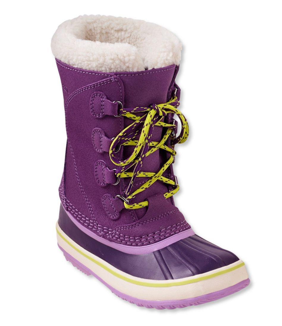 Kids' L.L.Bean Snow Boots