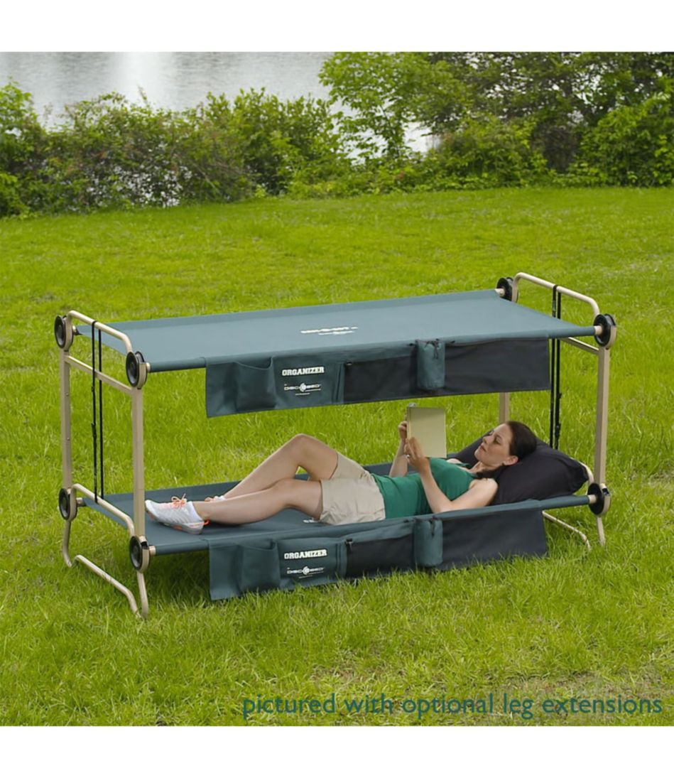 Disc O Bed Cam O Bunk Leg Extension Set