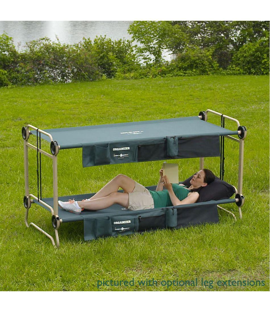 Disc O Bed Cam O Bunk Leg Extension Set