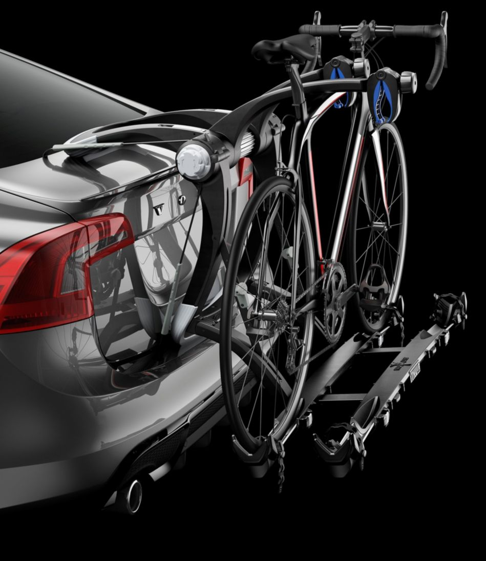 Thule Raceway Platform 9003PRO Two-Bike Carrier
