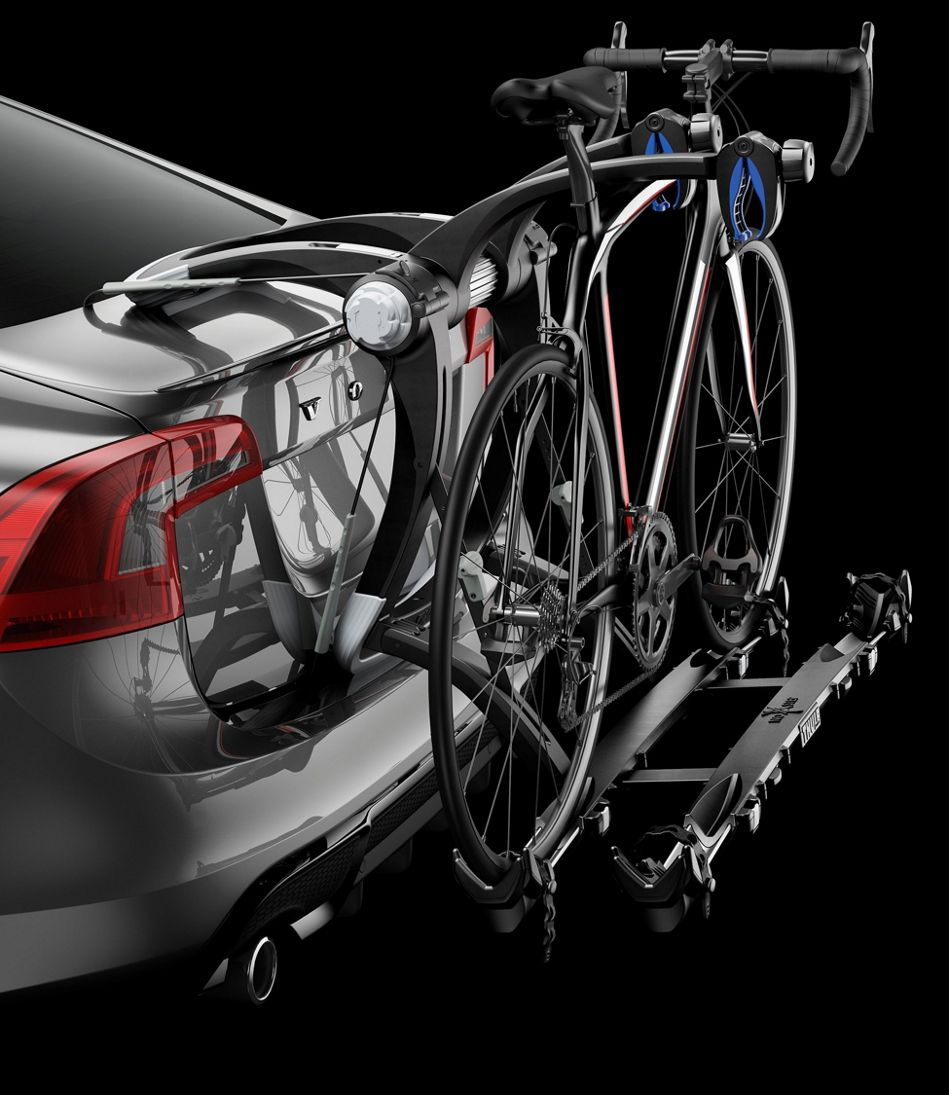 Thule Raceway Platform 9003PRO Two-Bike Carrier