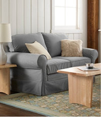 Pine Point Love Seat and Slipcover