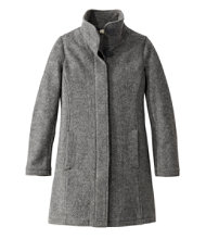 L.L.Bean Boiled Wool Coat