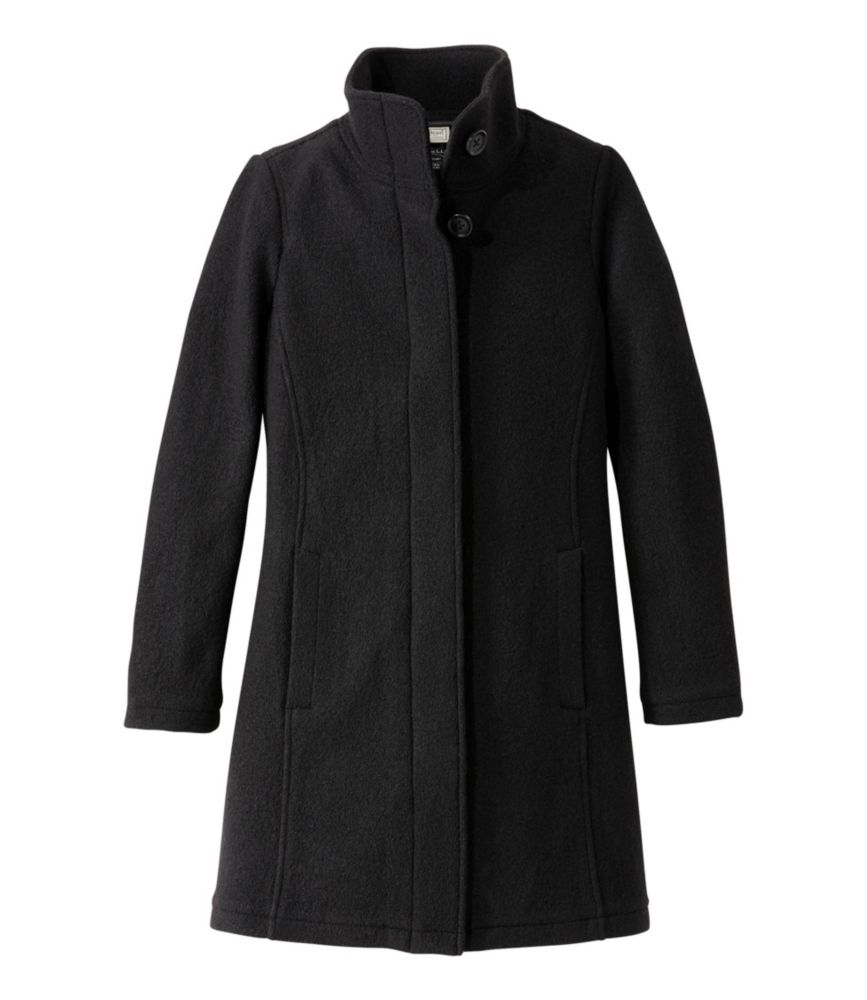 photo: L.L.Bean Boiled Wool Coat