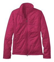 Fleece-Lined Fitness Jacket