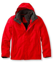 Storm Chaser 3-in-1 Jacket, Multicolor