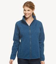 Women's Fleece & Soft-shell Jackets
